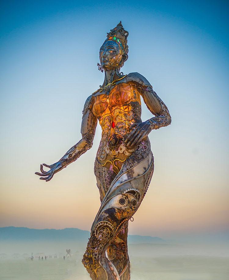 Tara Mechani by Artist, Dana Albany