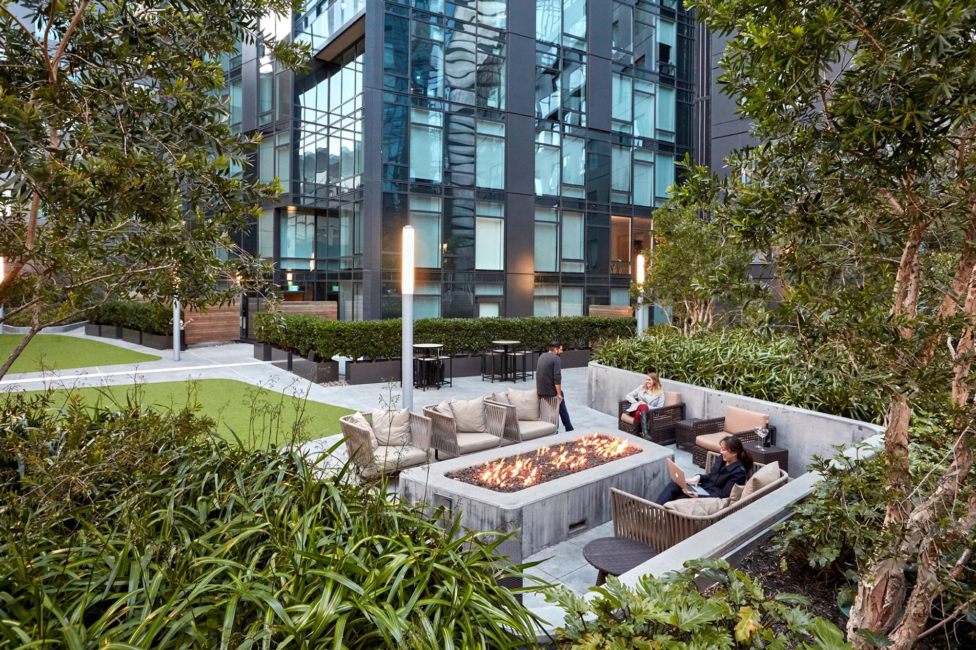 LEED Certified Apartment Building | NEMA® San Francisco