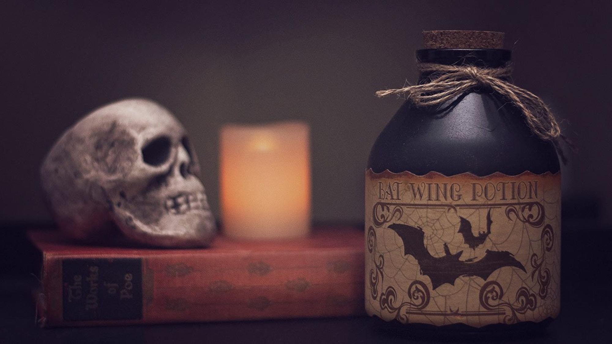 Blur book candle 417049